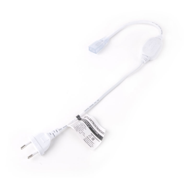 Сетевой шнур для лент LS014 220V, LS015 220V SSH-10