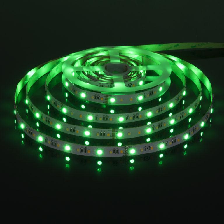 Светодиодная лента Лента светодиодная 24V 16W 90Led 5050+2835+2835 IP20 MIX RGB/теплый белый/холодный белый, 5м