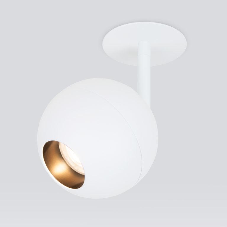 Встраиваемый светодиодный светильник белый 9926 LED