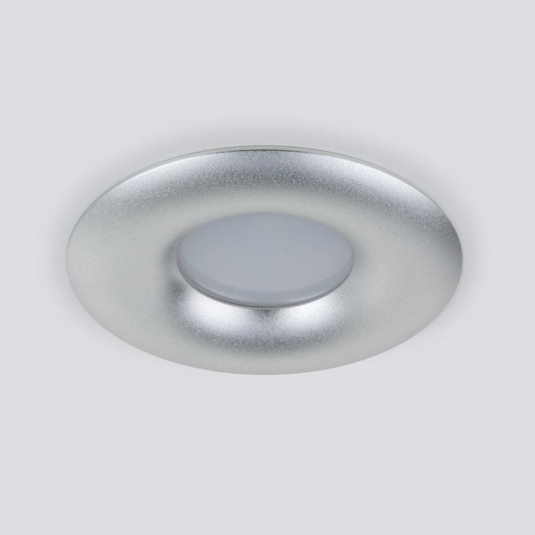 Встраиваемый точечный светильник 123 MR16 серебро