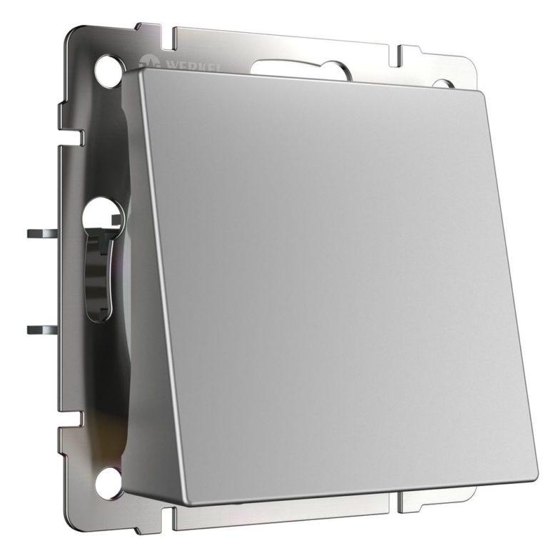 Вывод кабеля (серебряный) W1150206