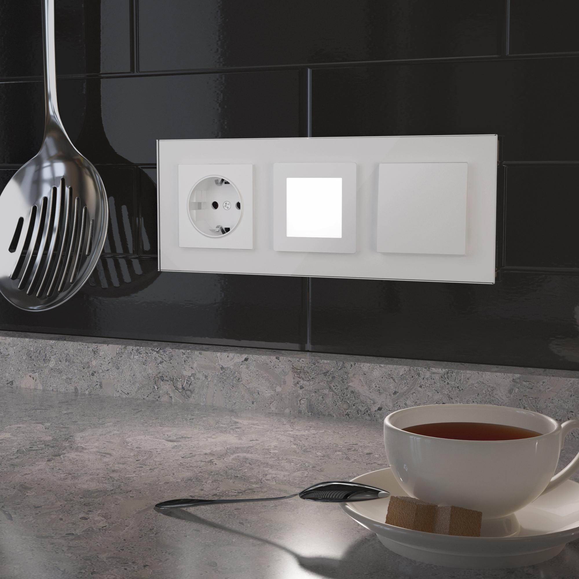 Встраиваемая LED подсветка (белый) W1154301