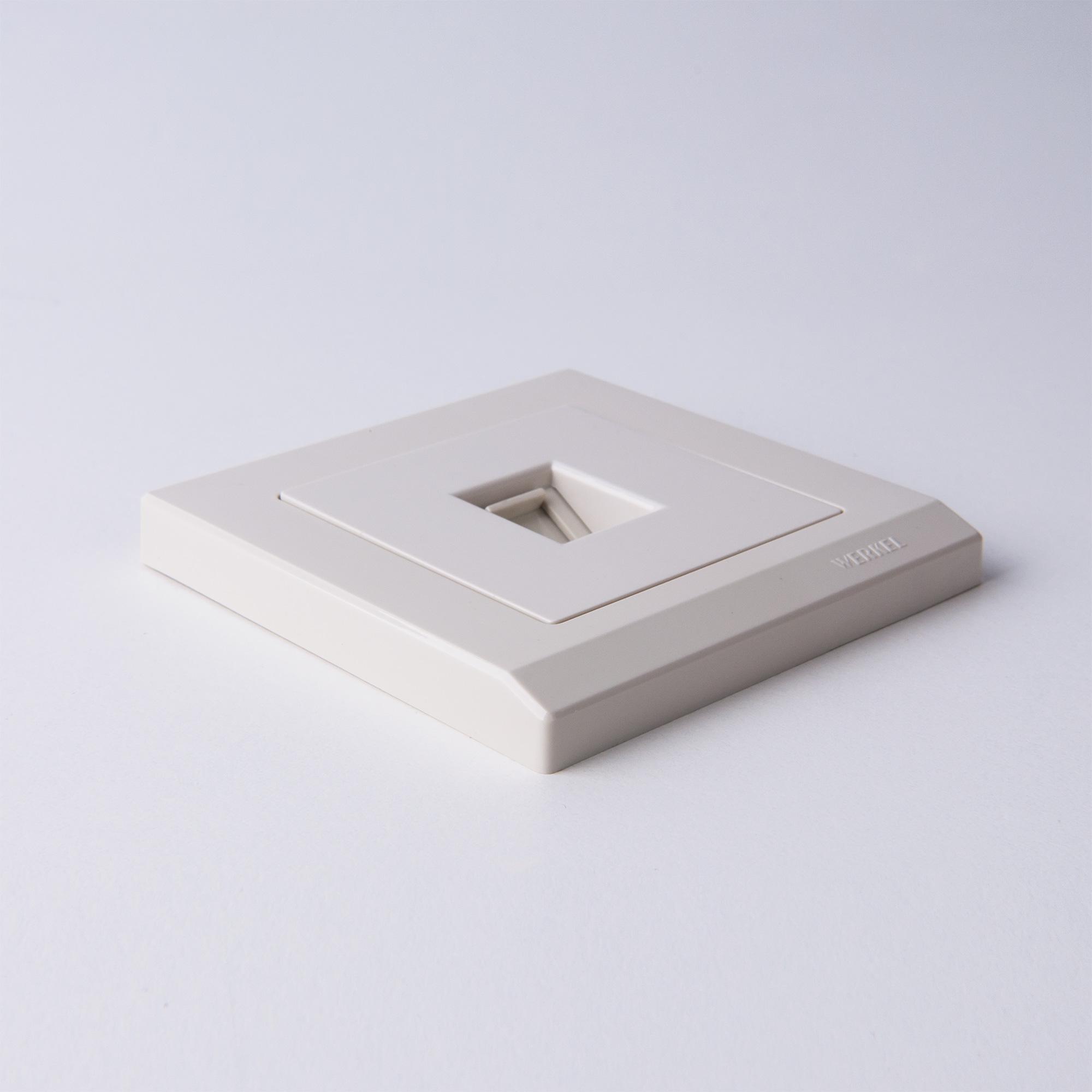 Розетка Ethernet RJ-45 (слоновая кость) W1181003
