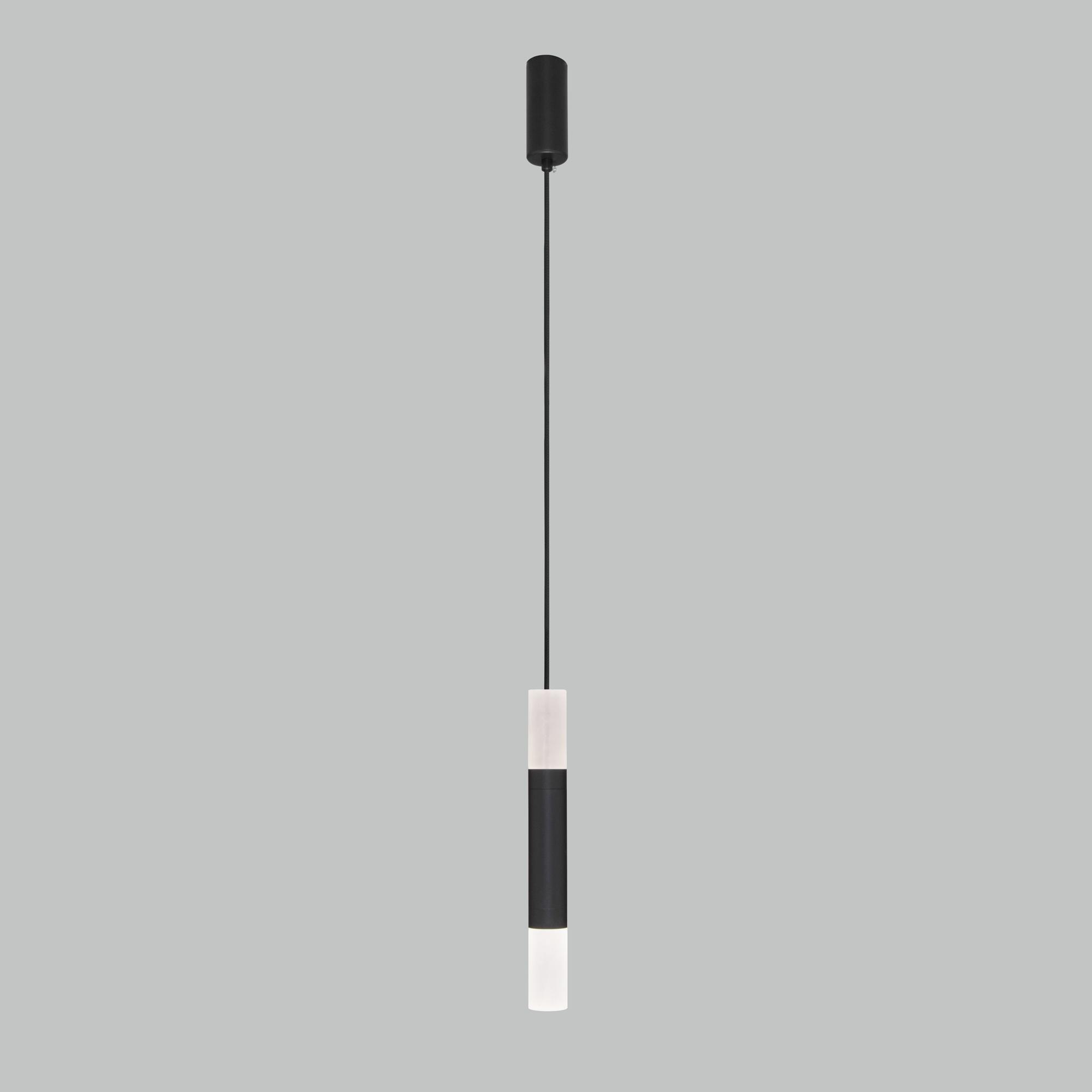 Подвесной светодиодный светильник 50210/1 LED черный
