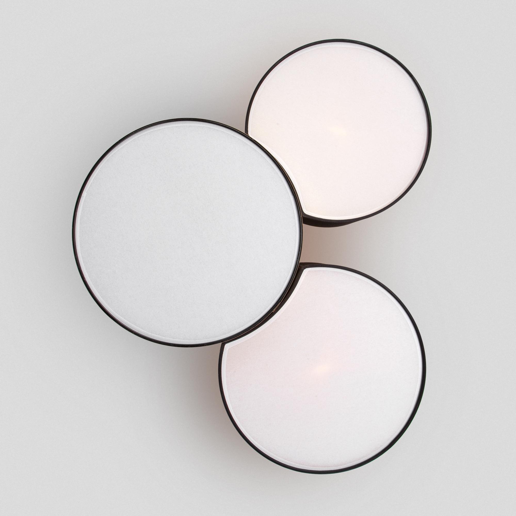 Потолочный светильник 3445 Mona Black/Gold