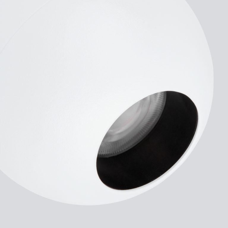 Встраиваемый светодиодный светильник белый 9925 LED