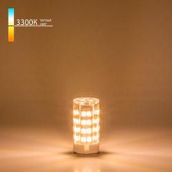 Светодиодная лампа JC 5W 220V 3300K G4 BLG404