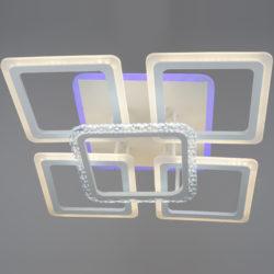 Люстра LED с пультом YH120/4+1