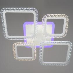 Люстра LED с пультом YH176/2+2