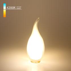 """Светодиодная лампа """"Свеча на ветру"""" CW35 7W 4200K E14 BLE1415"""