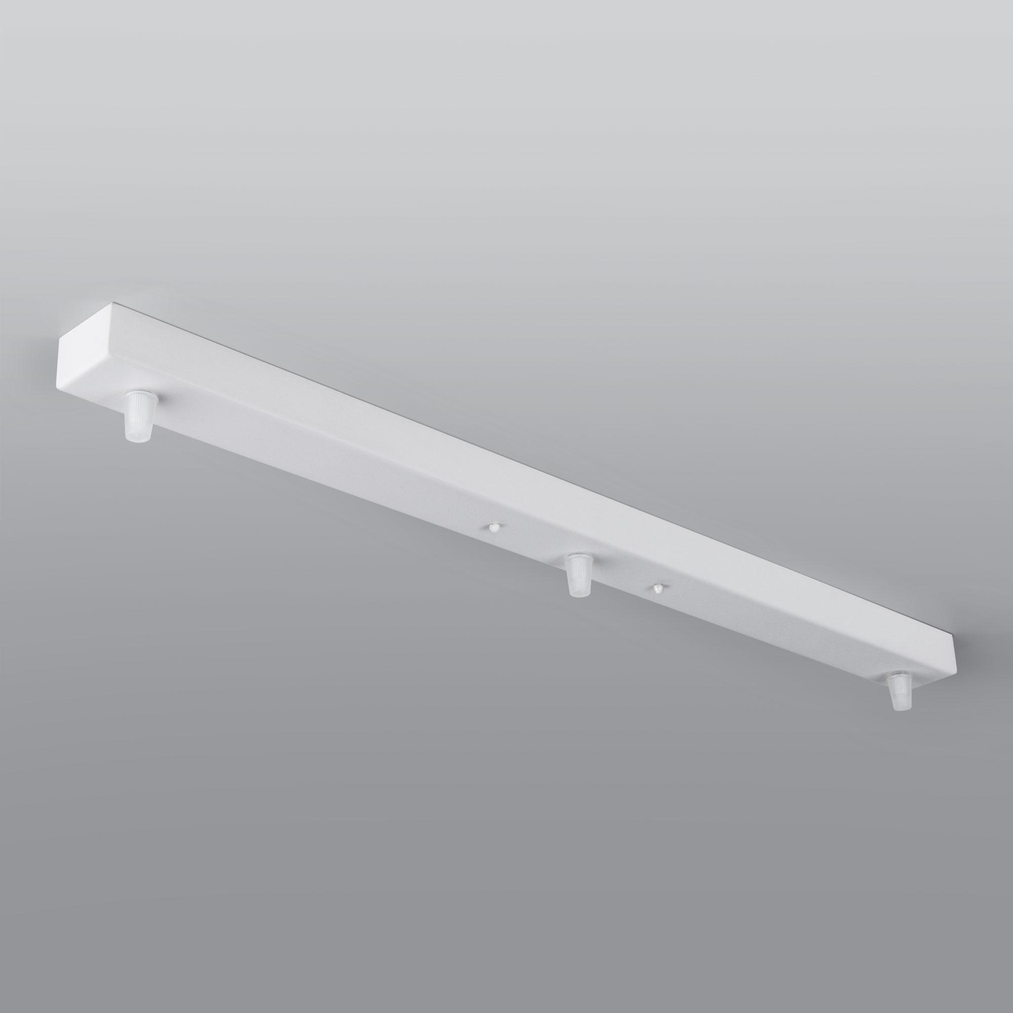 Планка для подвесных светильников белая A055605