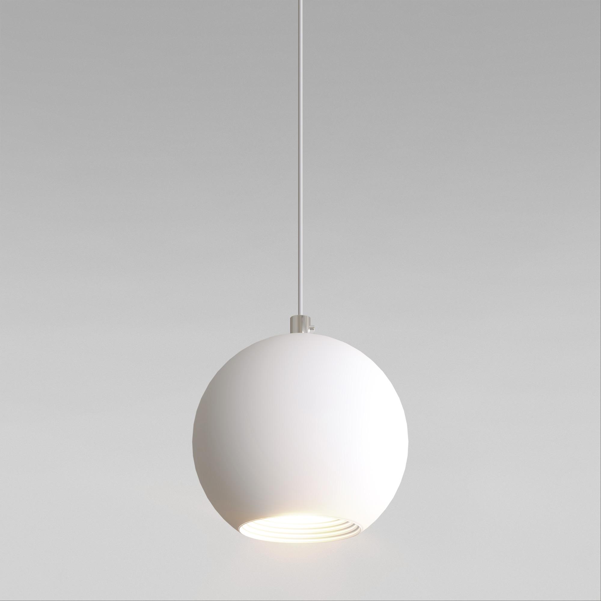 Подвесной светодиодный светильник 50215/1 LED белый
